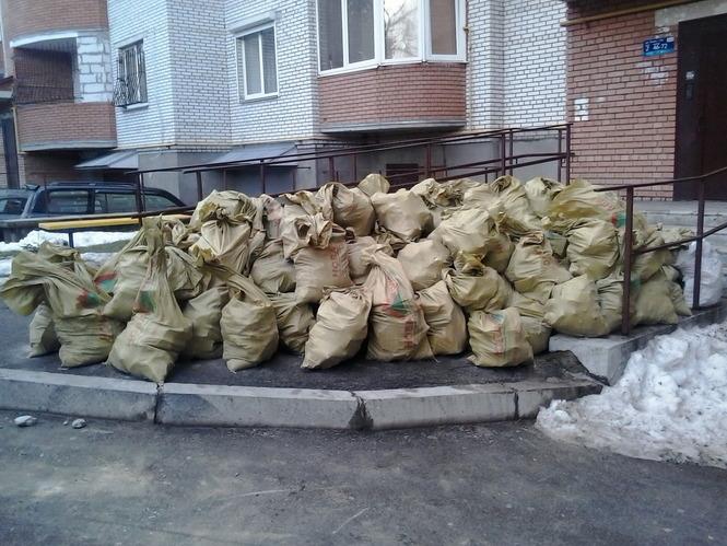 Як підготуватися до вивозу будівельного сміття