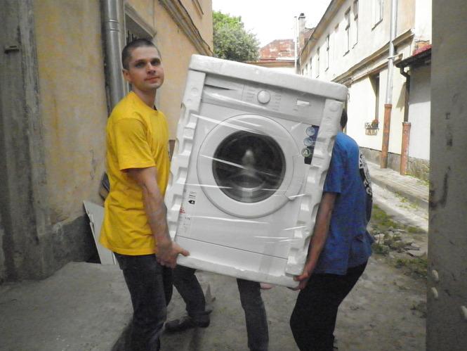 Квартирний переїзд, вул. Вернадського